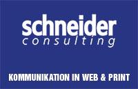 SCHNEIDER CONSULTING